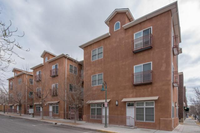 400 Copper Avenue NE #202, Albuquerque, NM 87102 (MLS #913448) :: Campbell & Campbell Real Estate Services
