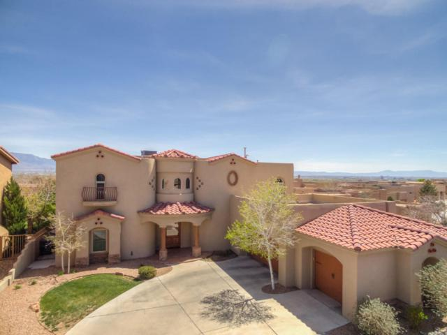 4508 Atherton Way NW, Albuquerque, NM 87120 (MLS #914363) :: Your Casa Team