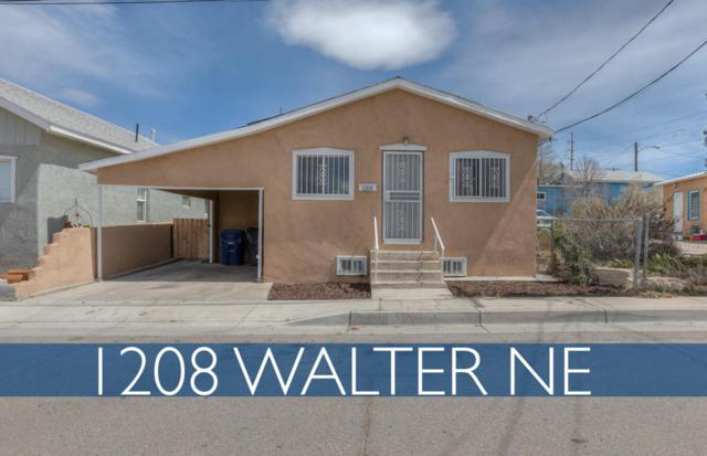 1208 Walter Street NE, Albuquerque, NM 87102 (MLS #914846) :: Campbell & Campbell Real Estate Services
