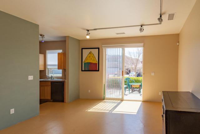 1101 Dr Martin Luther King Jr Avenue NE #5, Albuquerque, NM 87106 (MLS #914960) :: Will Beecher at Keller Williams Realty