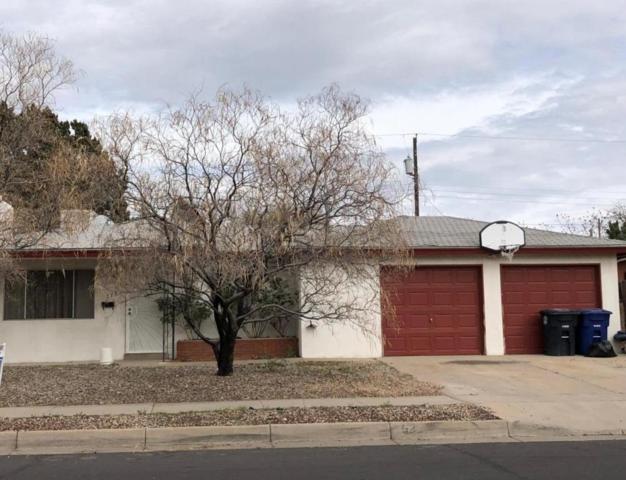 1736 Blume Street NE, Albuquerque, NM 87112 (MLS #915272) :: Your Casa Team