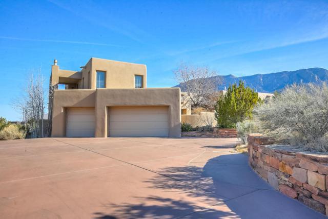 13709 Quaking Aspen Place NE, Albuquerque, NM 87111 (MLS #915696) :: Your Casa Team