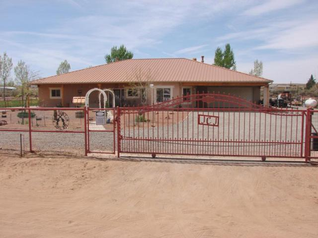 27 Cielo Vista Road, Belen, NM 87002 (MLS #915938) :: Campbell & Campbell Real Estate Services