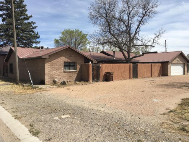 508 W Highland Avenue, Estancia, NM 87016 (MLS #916158) :: The Buchman Group