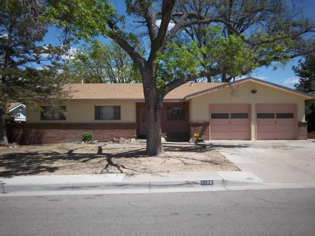 1108 San Pablo Street NE, Albuquerque, NM 87110 (MLS #916618) :: Will Beecher at Keller Williams Realty