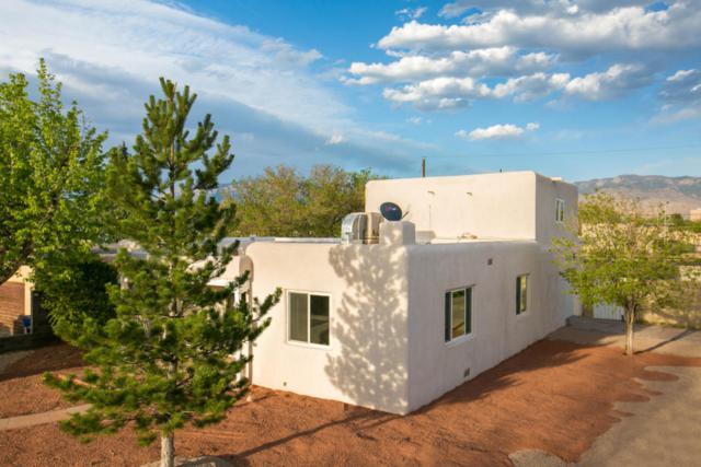 1910 Truman Street NE, Albuquerque, NM 87110 (MLS #916903) :: Will Beecher at Keller Williams Realty
