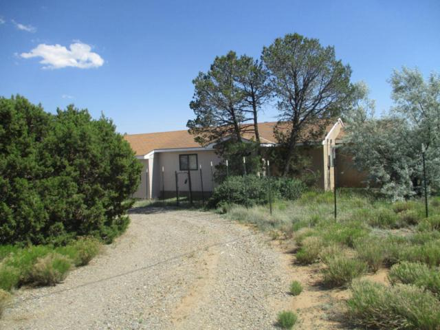 3 Starr Drive, Edgewood, NM 87015 (MLS #917606) :: Campbell & Campbell Real Estate Services