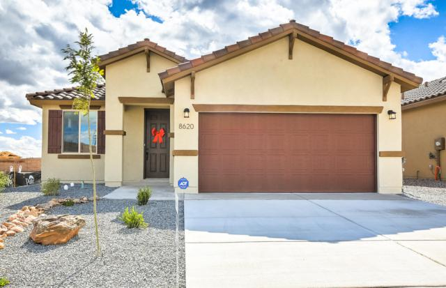 8620 Monsoon Road NW, Albuquerque, NM 87120 (MLS #918245) :: The Stratmoen & Mesch Team