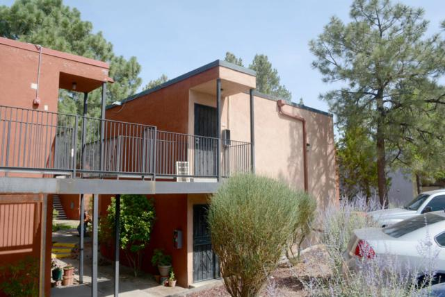 2800 Vail Avenue SE Unit 149, Albuquerque, NM 87106 (MLS #919225) :: Will Beecher at Keller Williams Realty