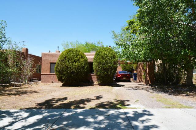 2109 Silver Avenue SE, Albuquerque, NM 87106 (MLS #919451) :: Will Beecher at Keller Williams Realty