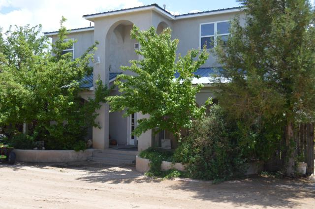 1155 Angel Road, Corrales, NM 87048 (MLS #919465) :: Campbell & Campbell Real Estate Services