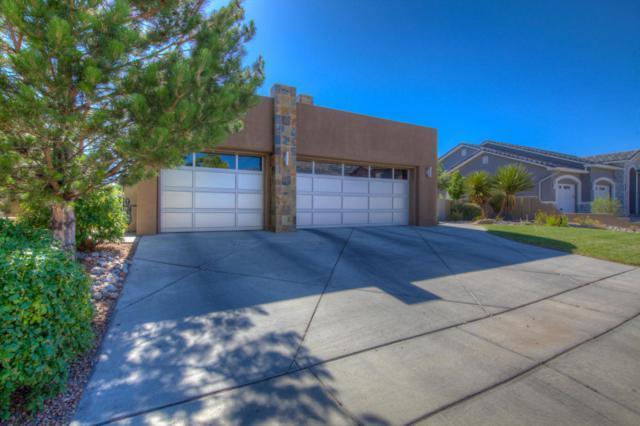 8205 Desert Lily Lane NE, Albuquerque, NM 87122 (MLS #920157) :: Will Beecher at Keller Williams Realty