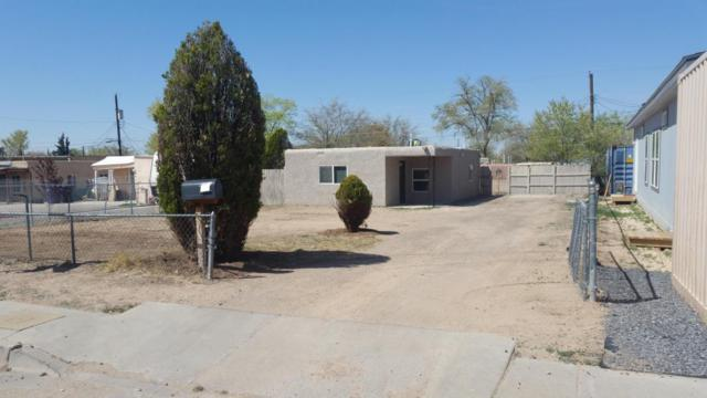 415 Mesilla Street SE, Albuquerque, NM 87108 (MLS #920484) :: Will Beecher at Keller Williams Realty