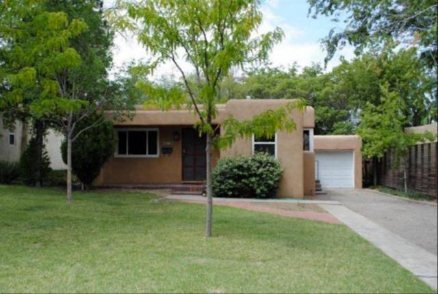 219 Wellesley Drive SE, Albuquerque, NM 87106 (MLS #921323) :: Will Beecher at Keller Williams Realty