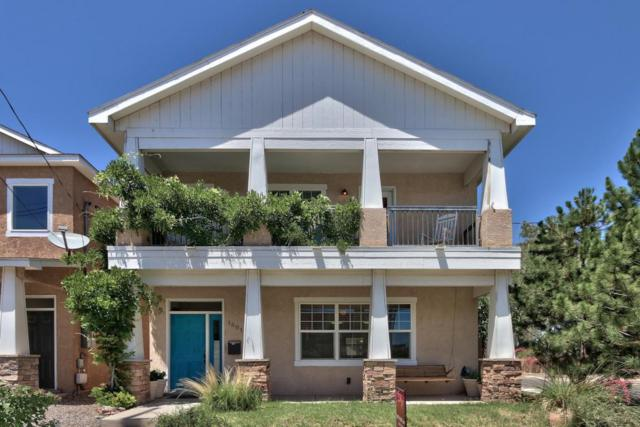 1501 Roma Avenue NW, Albuquerque, NM 87104 (MLS #921498) :: Will Beecher at Keller Williams Realty