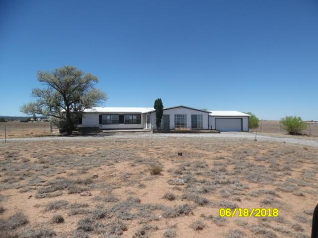 43 Coyote Loop, Moriarty, NM 87035 (MLS #921714) :: Campbell & Campbell Real Estate Services