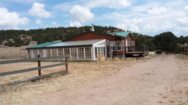 7 Crosby Canyon Lane, Datil, NM 87821 (MLS #922324) :: The Stratmoen & Mesch Team