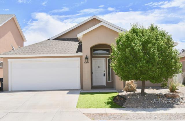 10516 Calle Merida NW, Albuquerque, NM 87114 (MLS #922719) :: Campbell & Campbell Real Estate Services