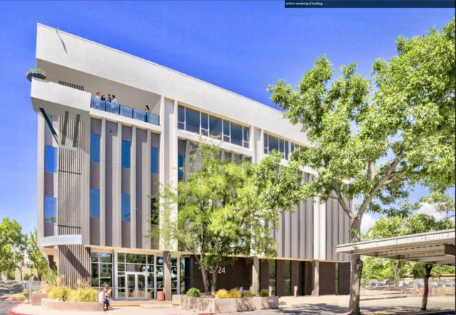 2424 Louisiana Boulevard NE #406, Albuquerque, NM 87110 (MLS #922919) :: The Stratmoen & Mesch Team
