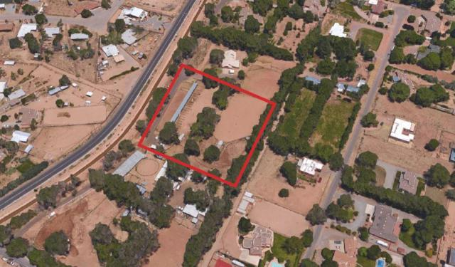 560 Los Arboles Verde, Corrales, NM 87048 (MLS #923509) :: Campbell & Campbell Real Estate Services