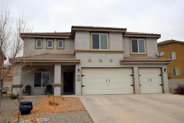 2509 Camino Seville SE, Rio Rancho, NM 87124 (MLS #923560) :: The Bigelow Team / Realty One of New Mexico