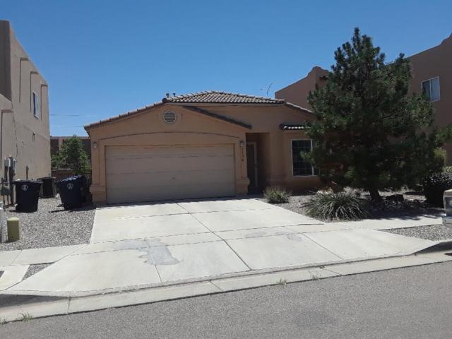2536 Sarita Avenue NW, Albuquerque, NM 87104 (MLS #924073) :: The Stratmoen & Mesch Team