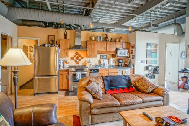 100 Gold Avenue SW #307, Albuquerque, NM 87102 (MLS #924866) :: Campbell & Campbell Real Estate Services