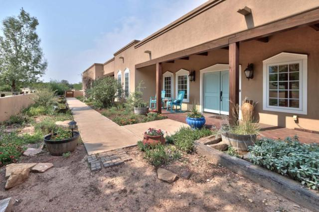 732 Stagecoach Road, Sandia Park, NM 87047 (MLS #925104) :: Campbell & Campbell Real Estate Services