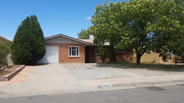 1417 Kentucky Street NE, Albuquerque, NM 87110 (MLS #925455) :: Campbell & Campbell Real Estate Services