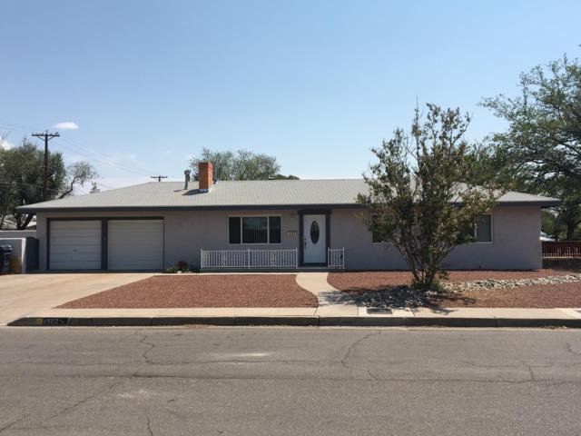 4502 Marquette Avenue NE, Albuquerque, NM 87108 (MLS #925905) :: Campbell & Campbell Real Estate Services