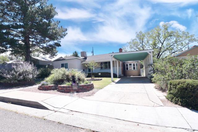 2916 Santa Clara Avenue SE, Albuquerque, NM 87106 (MLS #926387) :: The Stratmoen & Mesch Team