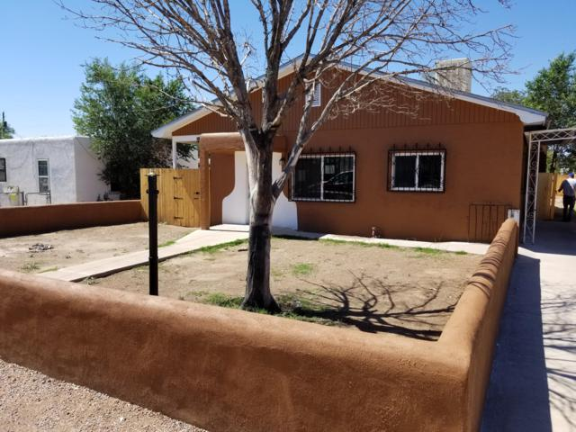 229 San Pablo Street NE, Albuquerque, NM 87108 (MLS #926643) :: Campbell & Campbell Real Estate Services