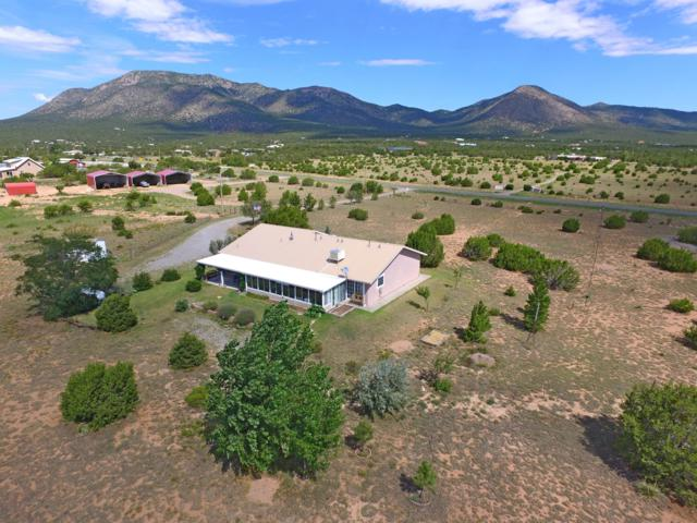 786 State Road 344, Edgewood, NM 87015 (MLS #927272) :: Campbell & Campbell Real Estate Services