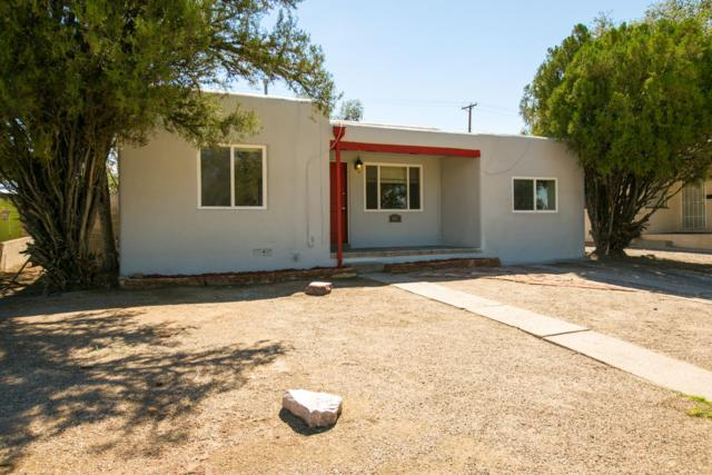4814 Crest Avenue SE, Albuquerque, NM 87108 (MLS #928814) :: Campbell & Campbell Real Estate Services