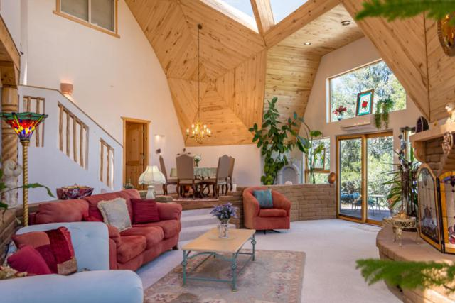 242 Pinon Trail, Cedar Crest, NM 87008 (MLS #929159) :: Campbell & Campbell Real Estate Services