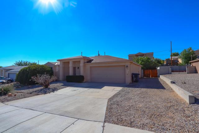 4820 Benton Avenue NW, Albuquerque, NM 87114 (MLS #929314) :: Campbell & Campbell Real Estate Services