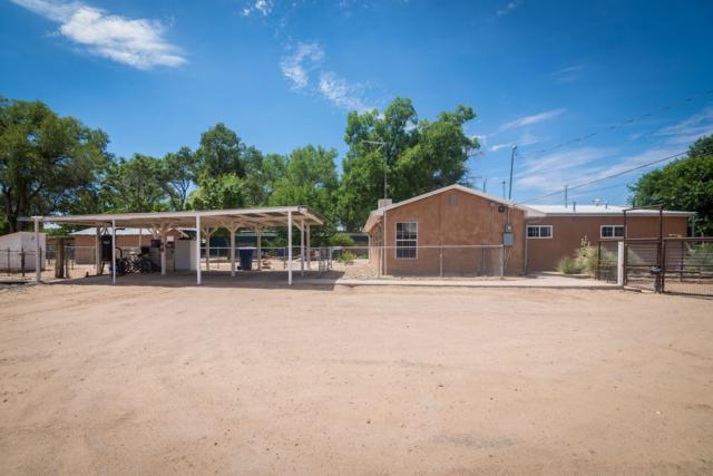 1128 Los Lentes Road NE, Los Lunas, NM 87031 (MLS #929401) :: Campbell & Campbell Real Estate Services