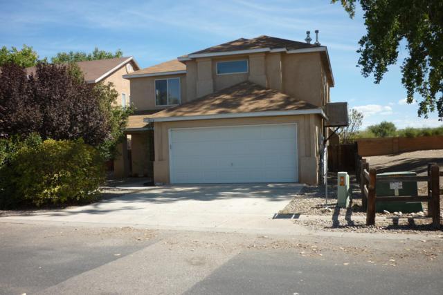 3616 Cameo Drive SW, Albuquerque, NM 87105 (MLS #929605) :: The Stratmoen & Mesch Team
