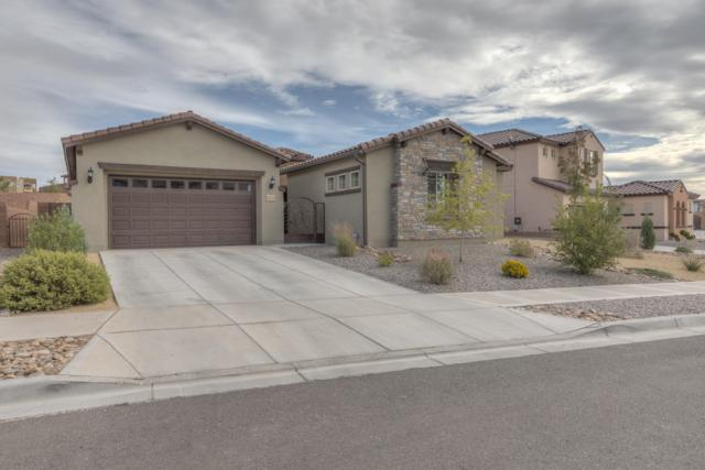 4222 Pico Norte Lane NE, Rio Rancho, NM 87124 (MLS #929689) :: The Stratmoen & Mesch Team