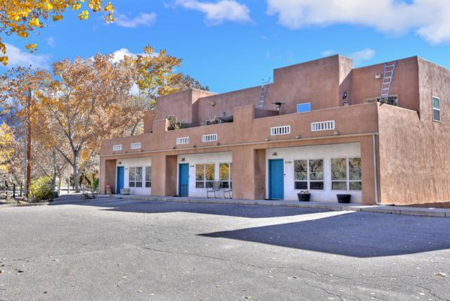 218 Cynthia Loop NW C, Albuquerque, NM 87114 (MLS #930219) :: The Stratmoen & Mesch Team