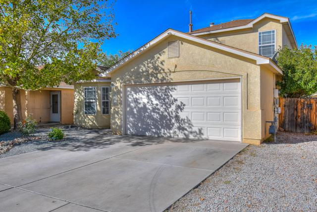 2327 Maiden Grass Road NW, Albuquerque, NM 87120 (MLS #930286) :: Campbell & Campbell Real Estate Services