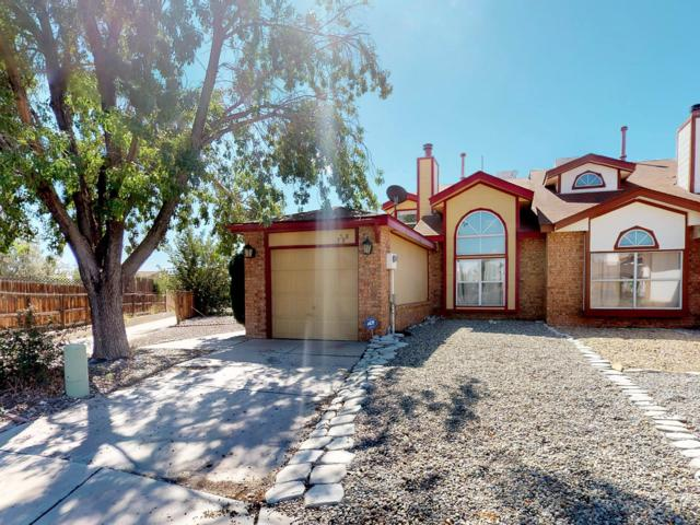 5500 Gold Rush Drive NW, Albuquerque, NM 87120 (MLS #930334) :: Campbell & Campbell Real Estate Services