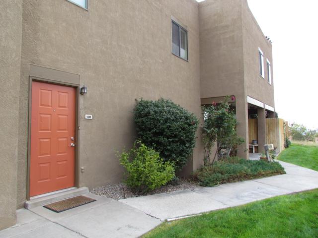 2900 Vista Del Rey Unit 18D, Albuquerque, NM 87112 (MLS #930371) :: Campbell & Campbell Real Estate Services