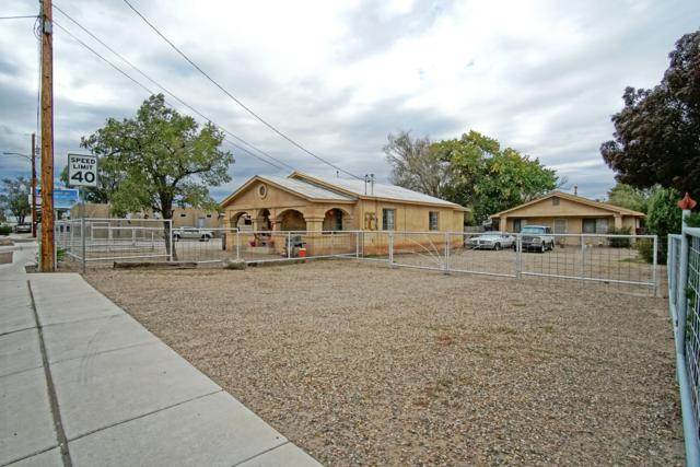 2057 Isleta Boulevard SW, Albuquerque, NM 87105 (MLS #930666) :: The Bigelow Team / Realty One of New Mexico