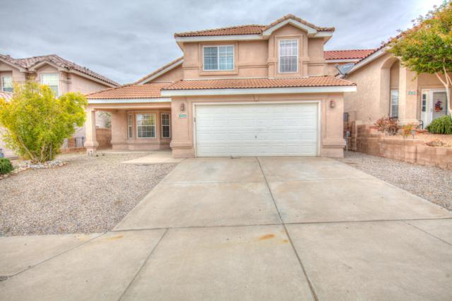 10409 Chaparro Drive NW, Albuquerque, NM 87114 (MLS #930706) :: Campbell & Campbell Real Estate Services