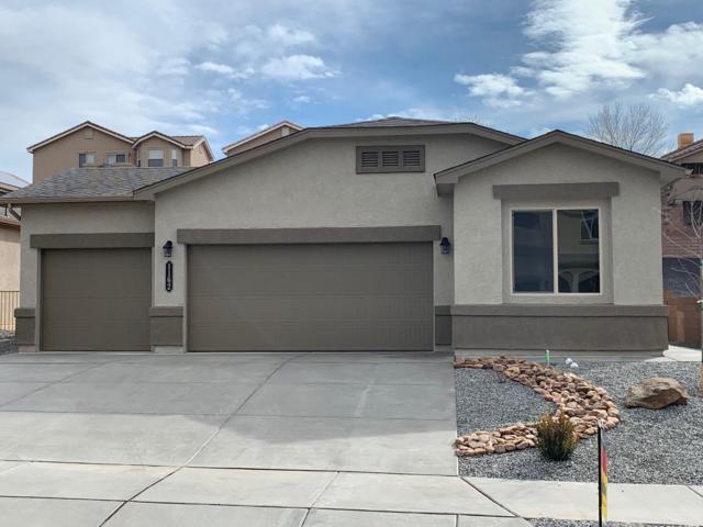 1162 Fascination Street NE, Rio Rancho, NM 87144 (MLS #931186) :: Silesha & Company