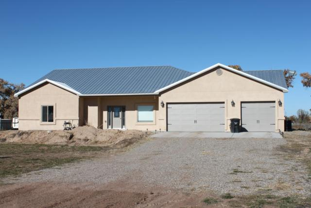 8 Guinea Road, Belen, NM 87002 (MLS #931221) :: The Bigelow Team / Realty One of New Mexico