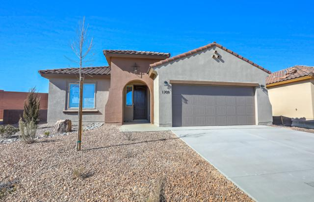 1709 Tent Rocks Drive NW, Albuquerque, NM 87120 (MLS #931284) :: Campbell & Campbell Real Estate Services