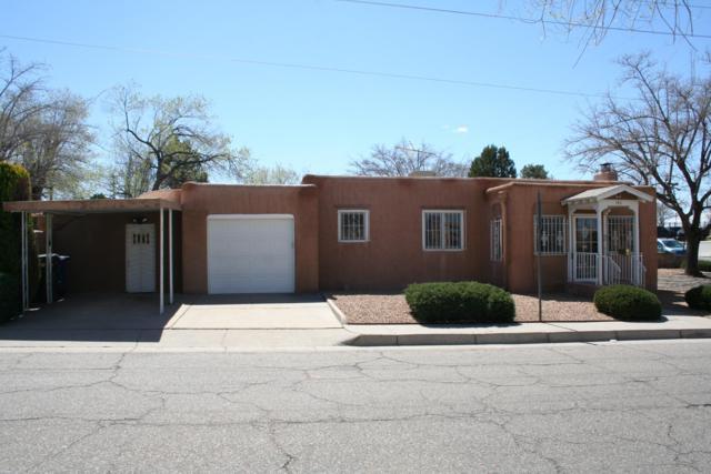 142 Girard Boulevard NE, Albuquerque, NM 87106 (MLS #931339) :: Campbell & Campbell Real Estate Services