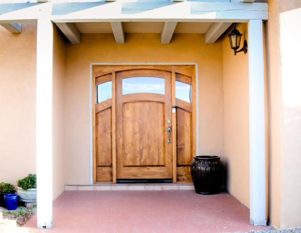 944 Camino De La Tierra, Corrales, NM 87048 (MLS #932544) :: The Bigelow Team / Realty One of New Mexico